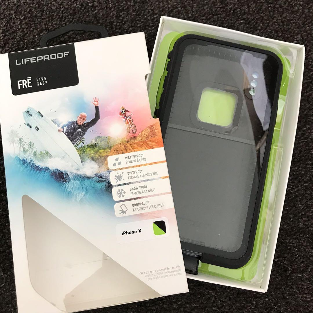 Life Proof iPhone XS Cases RRP $125 each // 2 for $100