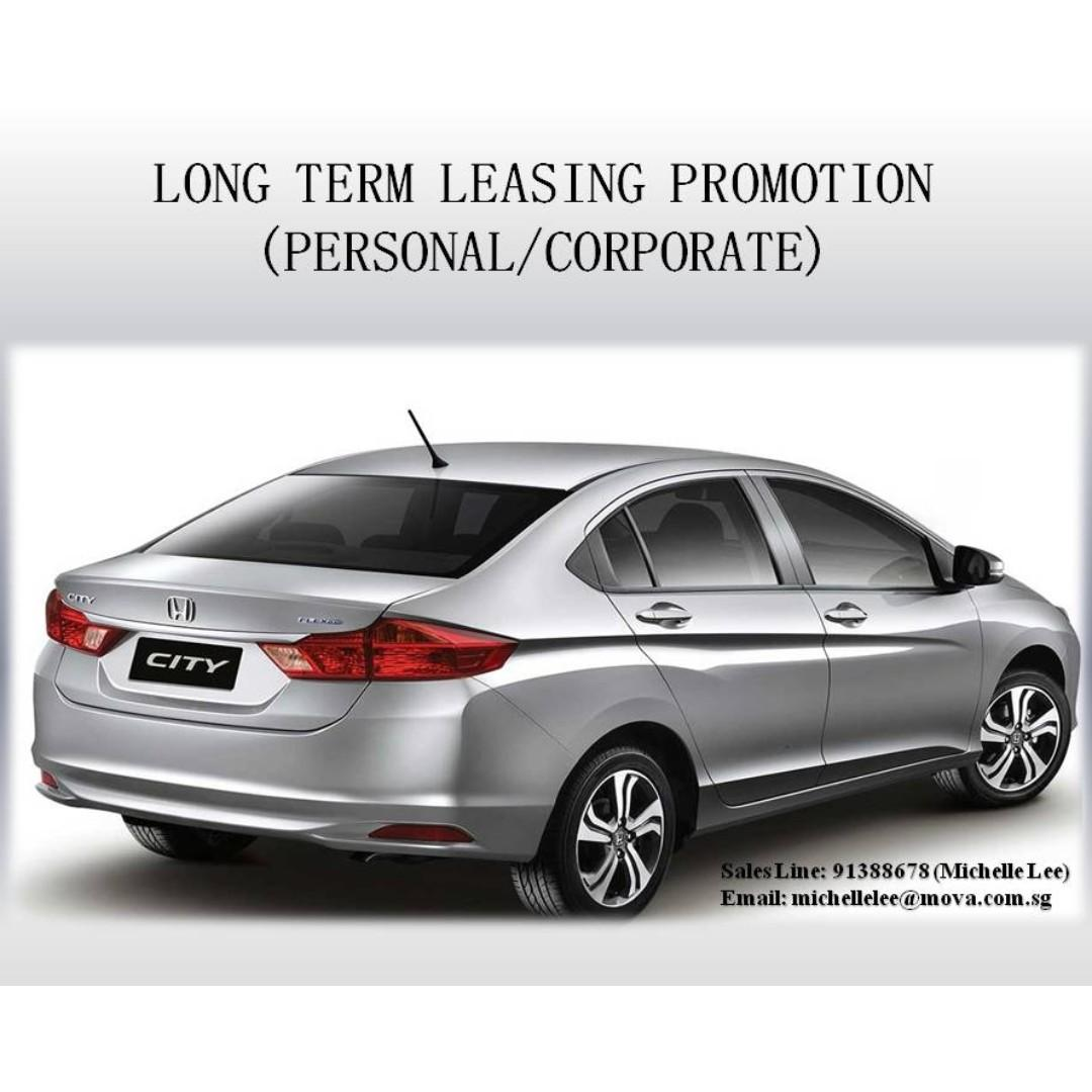 LONG TERM LEASING PROMOTION