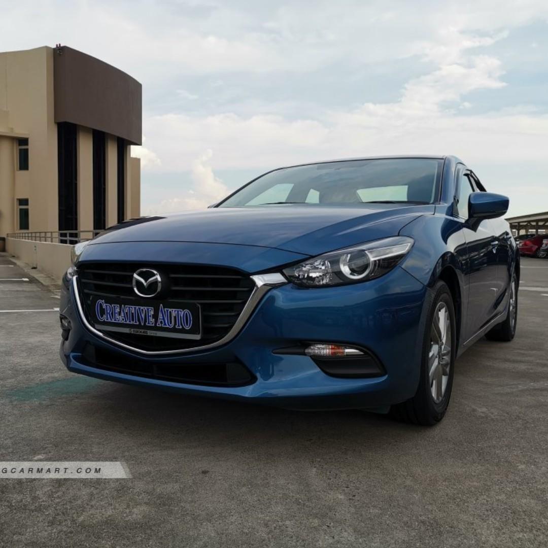 Mazda 3 1.5 Sedan Standard Auto