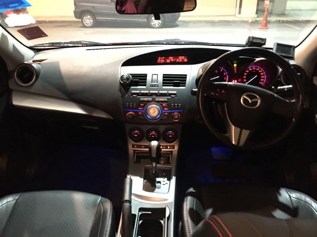 Mazda 3 1.6 Auto