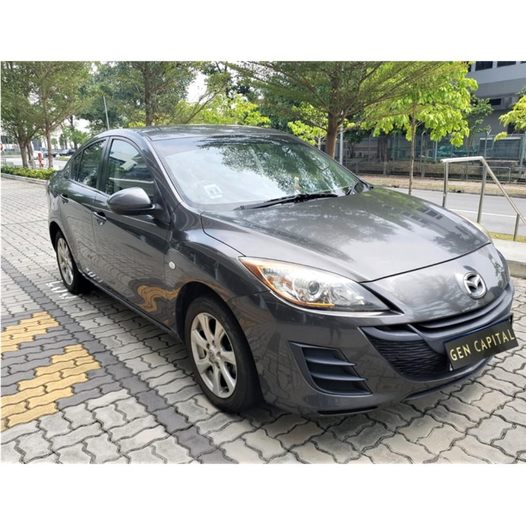 Mazda 3 1.6A - Many ranges of car to choose from, with very reliable rates!