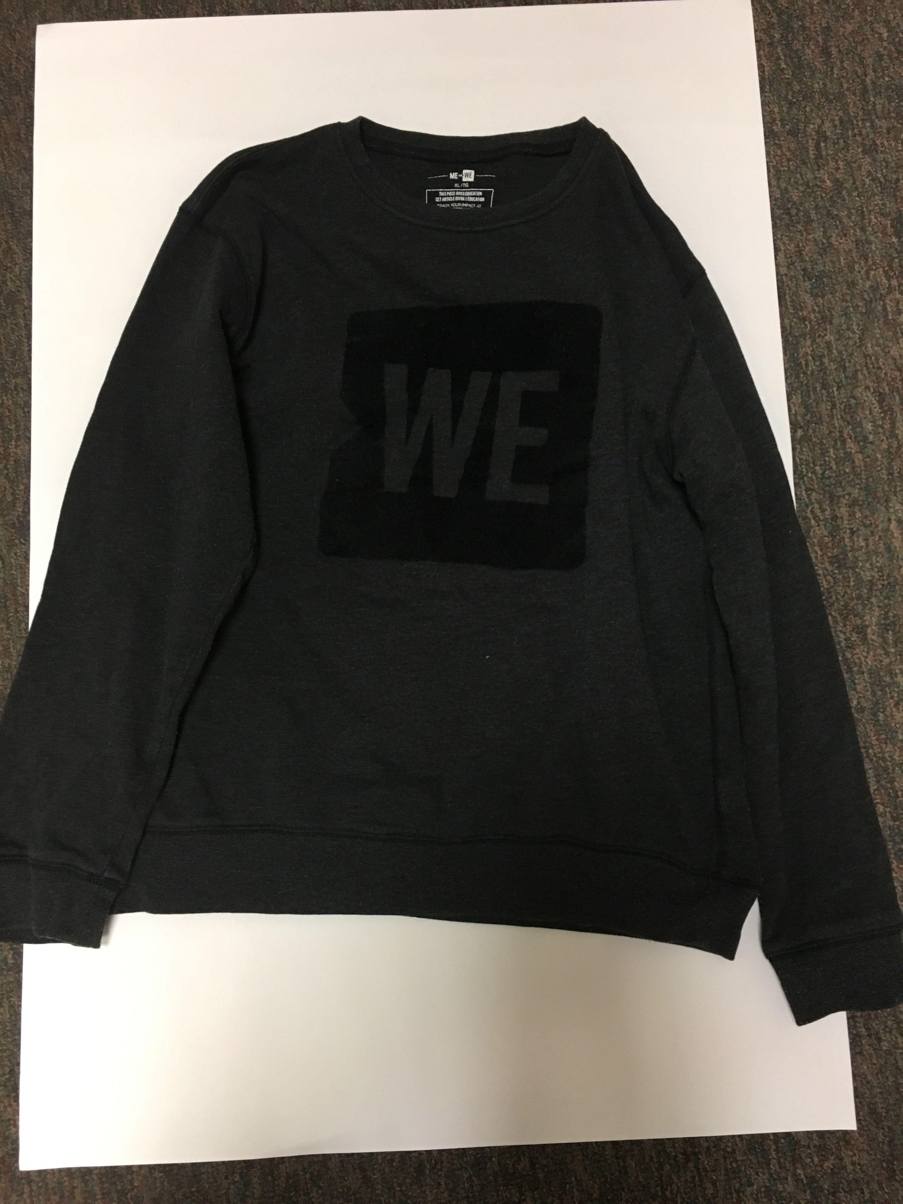 Me to We Sweatshirt