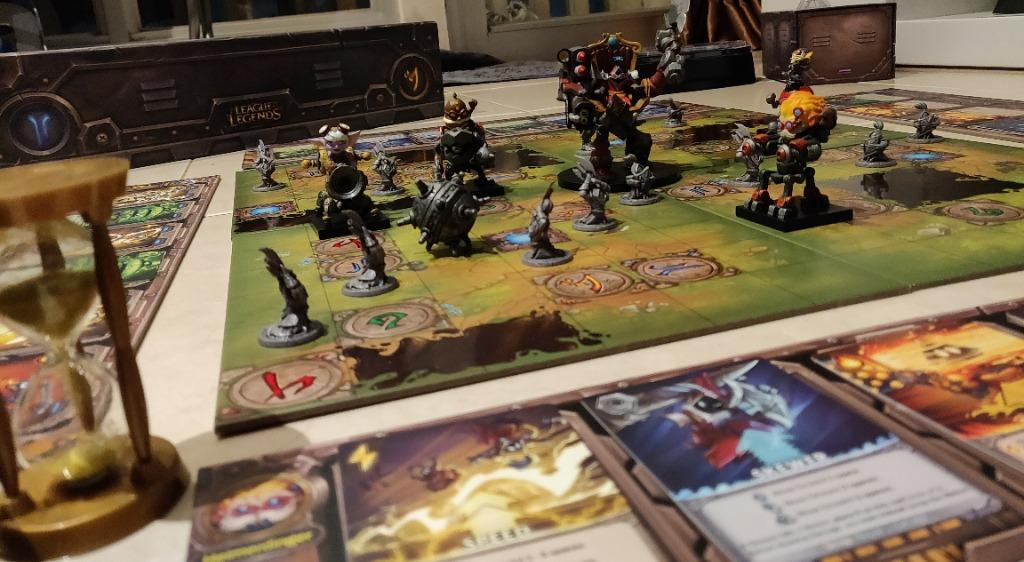 Mechs and Minions - League of Legends - Board Games - Wave 1