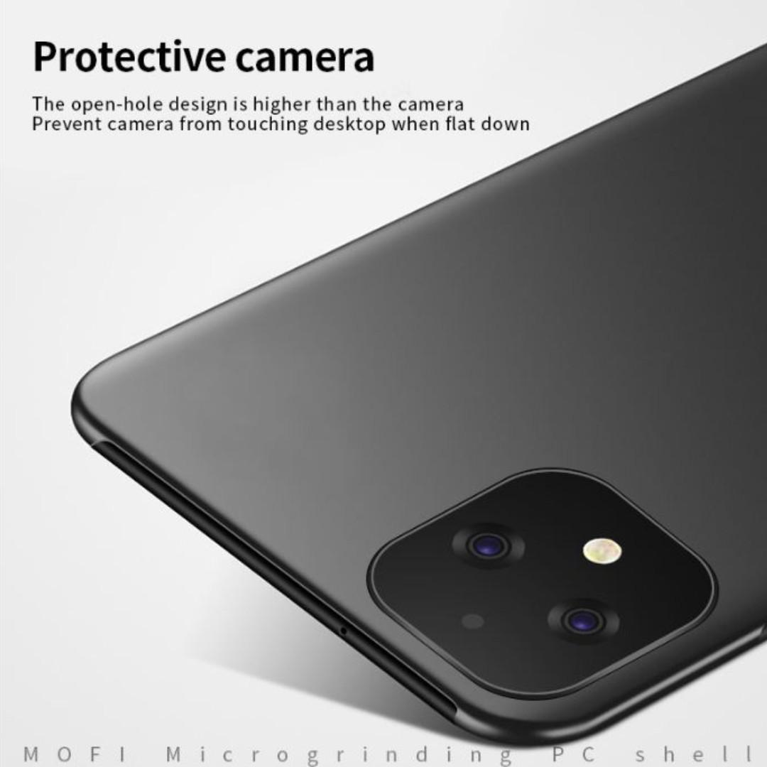 MOFI Slim Frosted Full Cover Hard Case Google Pixel 4 / 4 XL