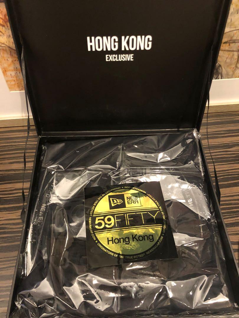 New Era Hong Kong Limited edition tee
