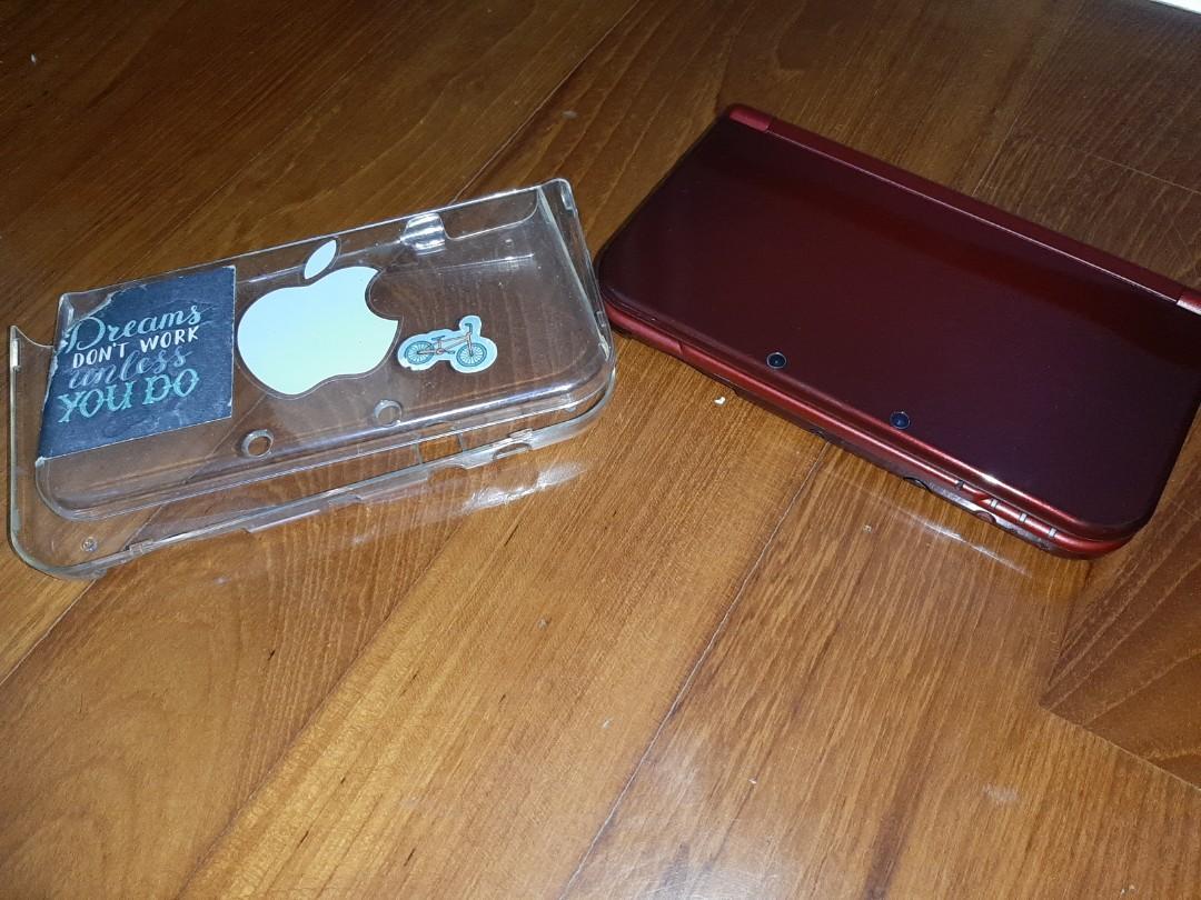 """New"" Nintendo 3DS XL"