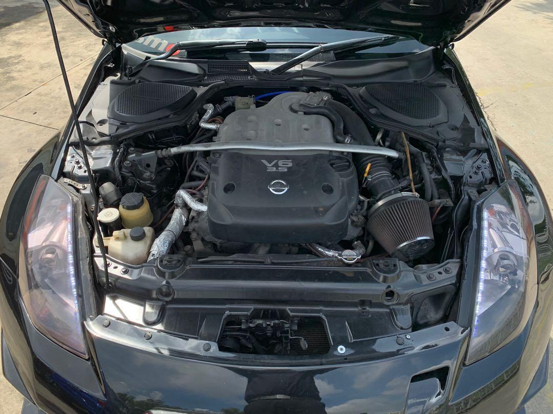 Nissan Fairlady Z 3.5 (A)