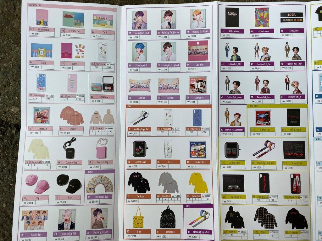 No EMS BTS Pop Up Store: House of BTS (DNA) (Limited Slot)