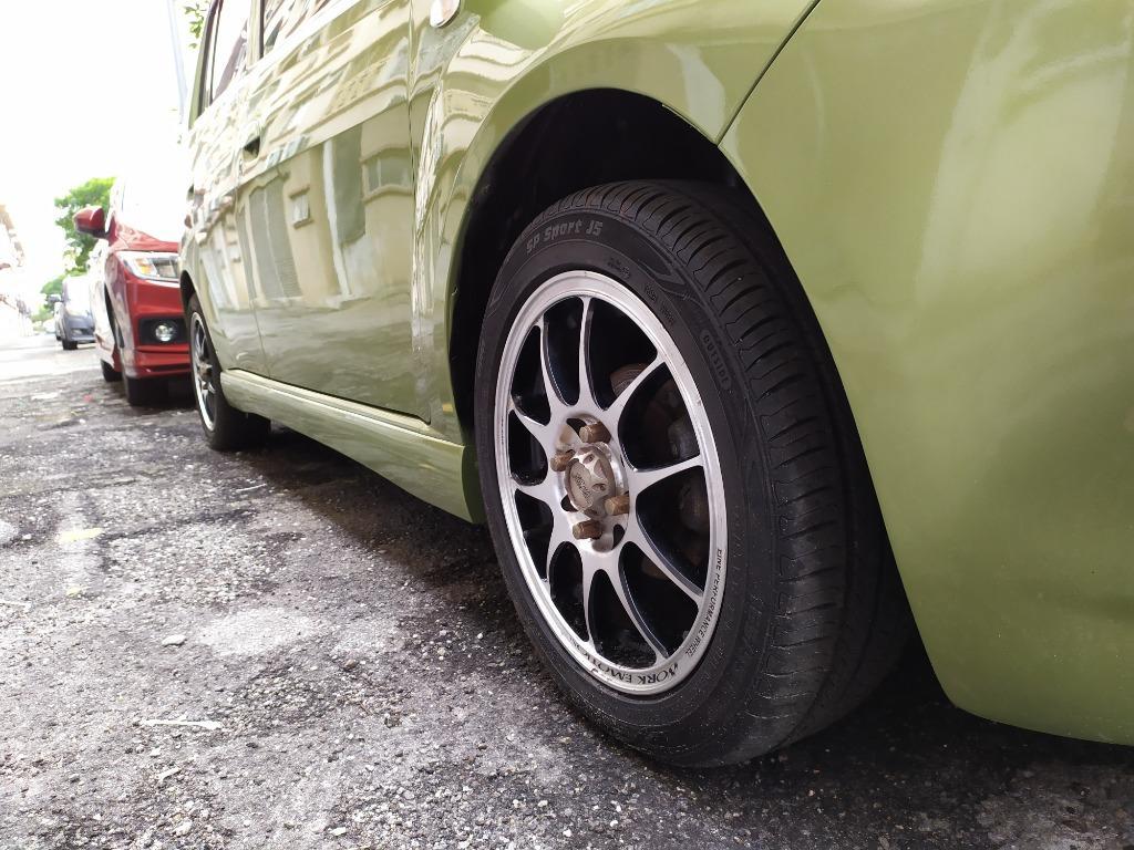 Perodua Viva 1.0 (M) 2008 blacklist pun boleh loan