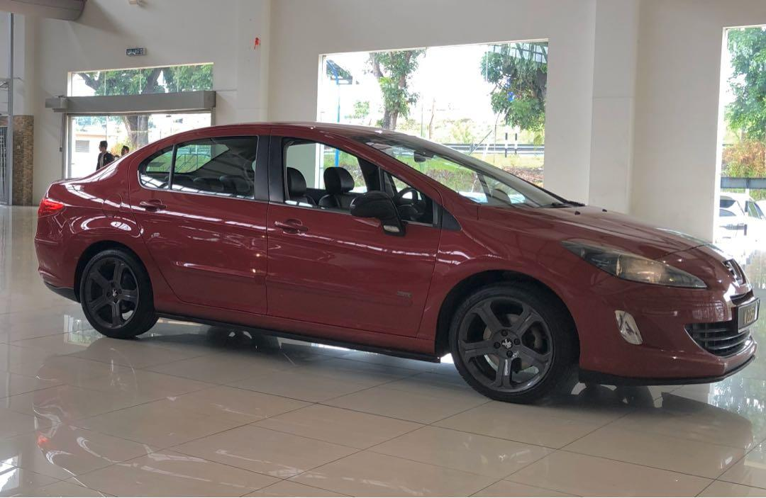 Peugeot 408 1.6 THP 2013 GRIFFE EDITION 50,000km mileage