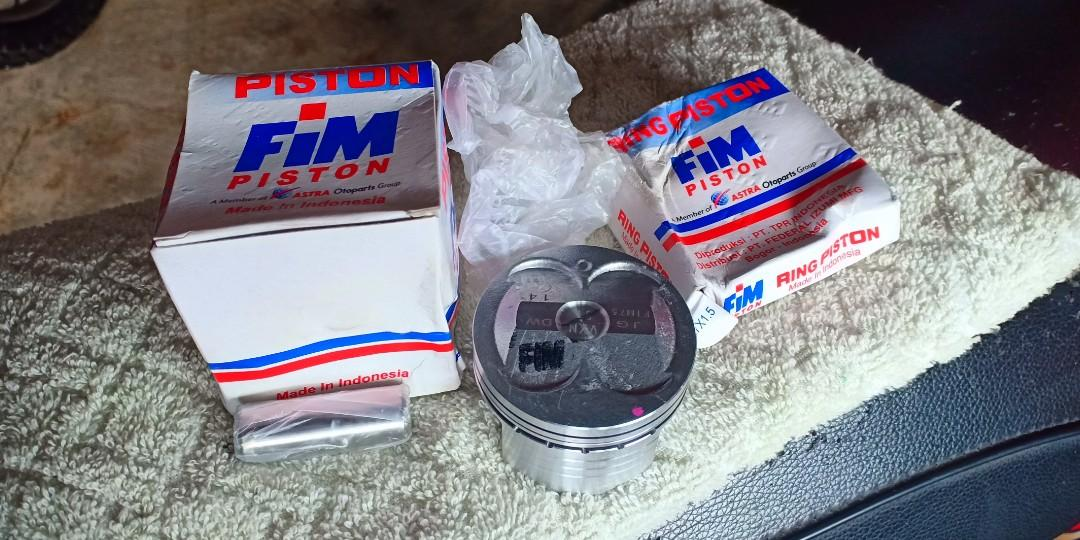 Piston 57 FIM Dome