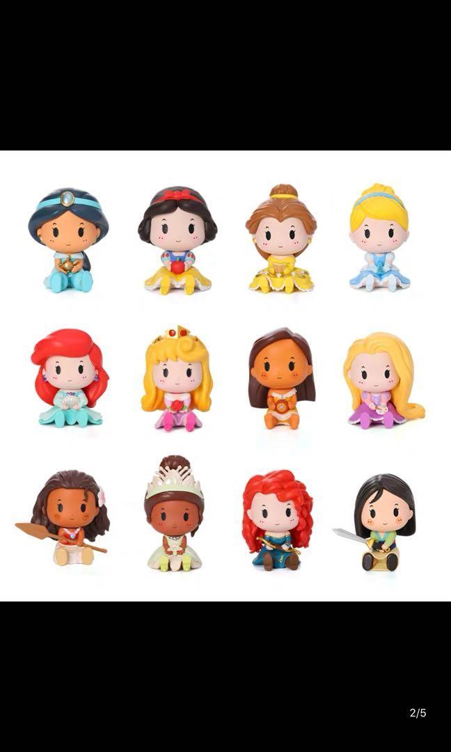 PopMart Disney Princess Sitting Babies