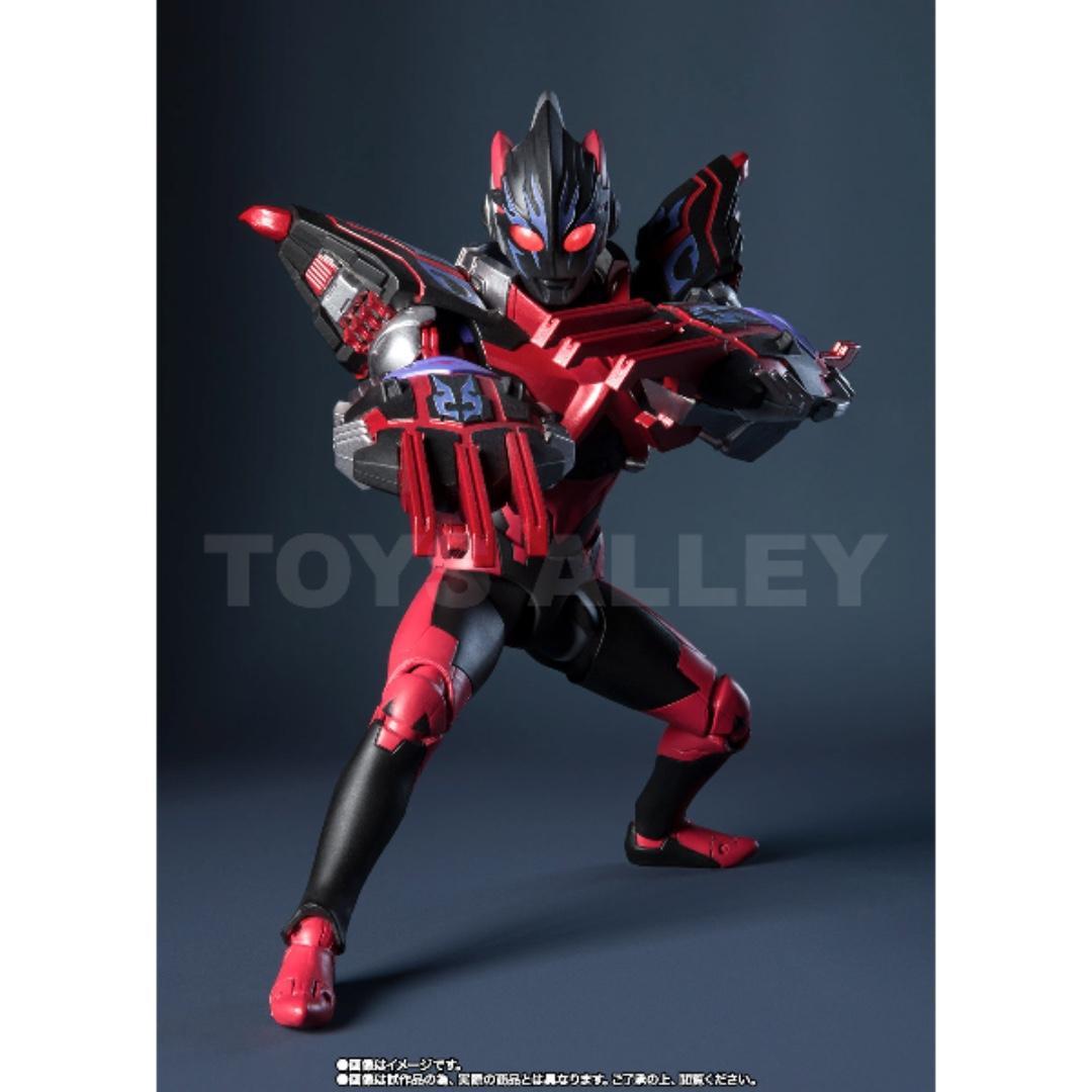 [Preorder] S.H.Figuarts SHF Ultraman X Darkness & Darkness Gomora Armor Set