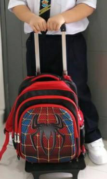 PRIMARY BOYS MARVEL SCHOOL BAG