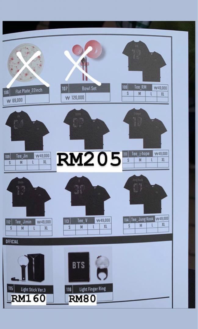 [Purchasing Service] BTS POP UP: HOUSE OF BTS