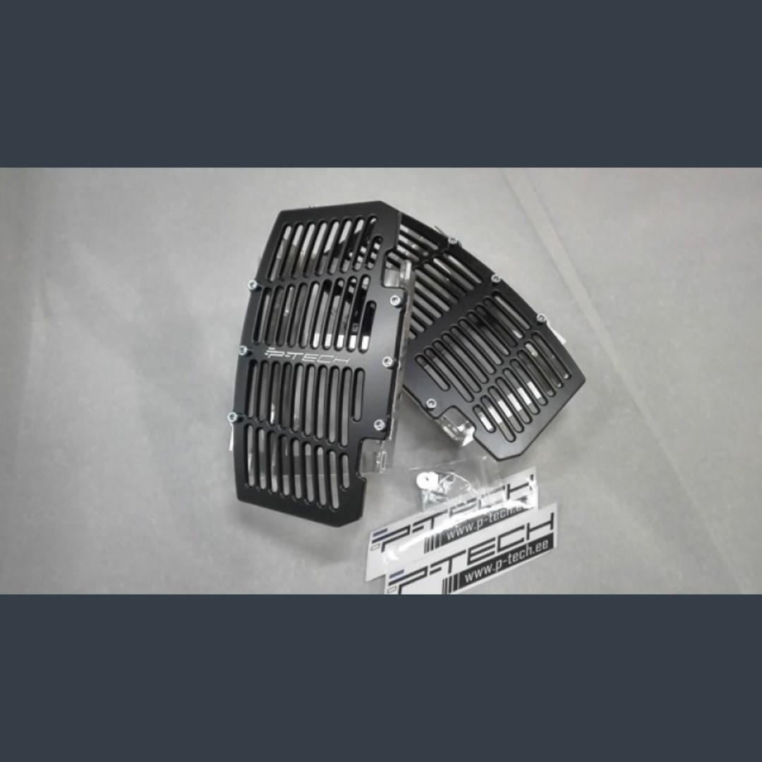 Radiator guard kit for KTM-Husqvarna 2017 - 2020