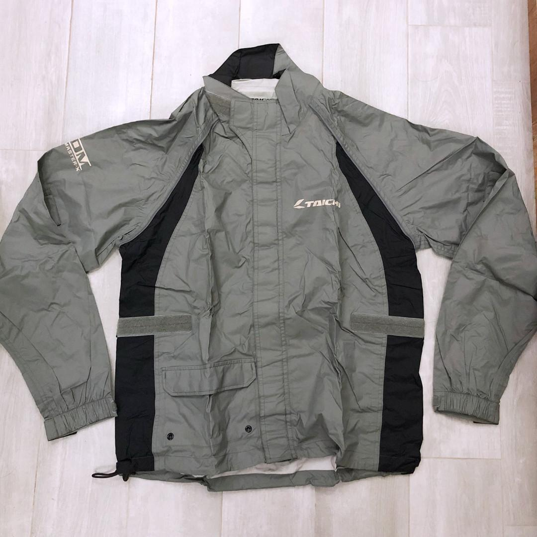RS Taichi Drymaster X Compact Motorbike Raincoat Jacket