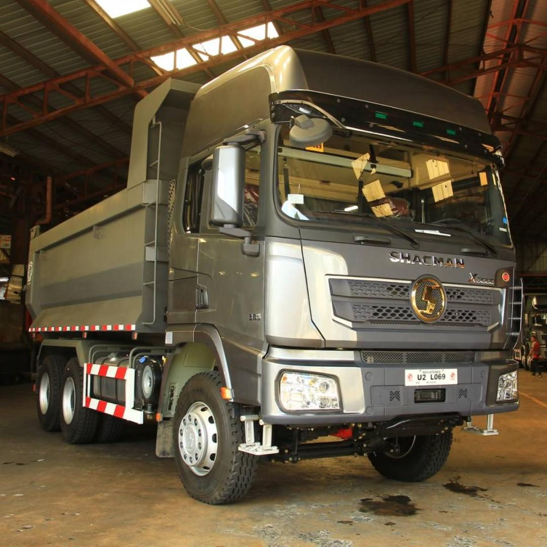 Shacman X3000 Dump Truck Tipper 6x4 10 Wheeler Mining Special Vehicles Heavy Vehicles On Carousell