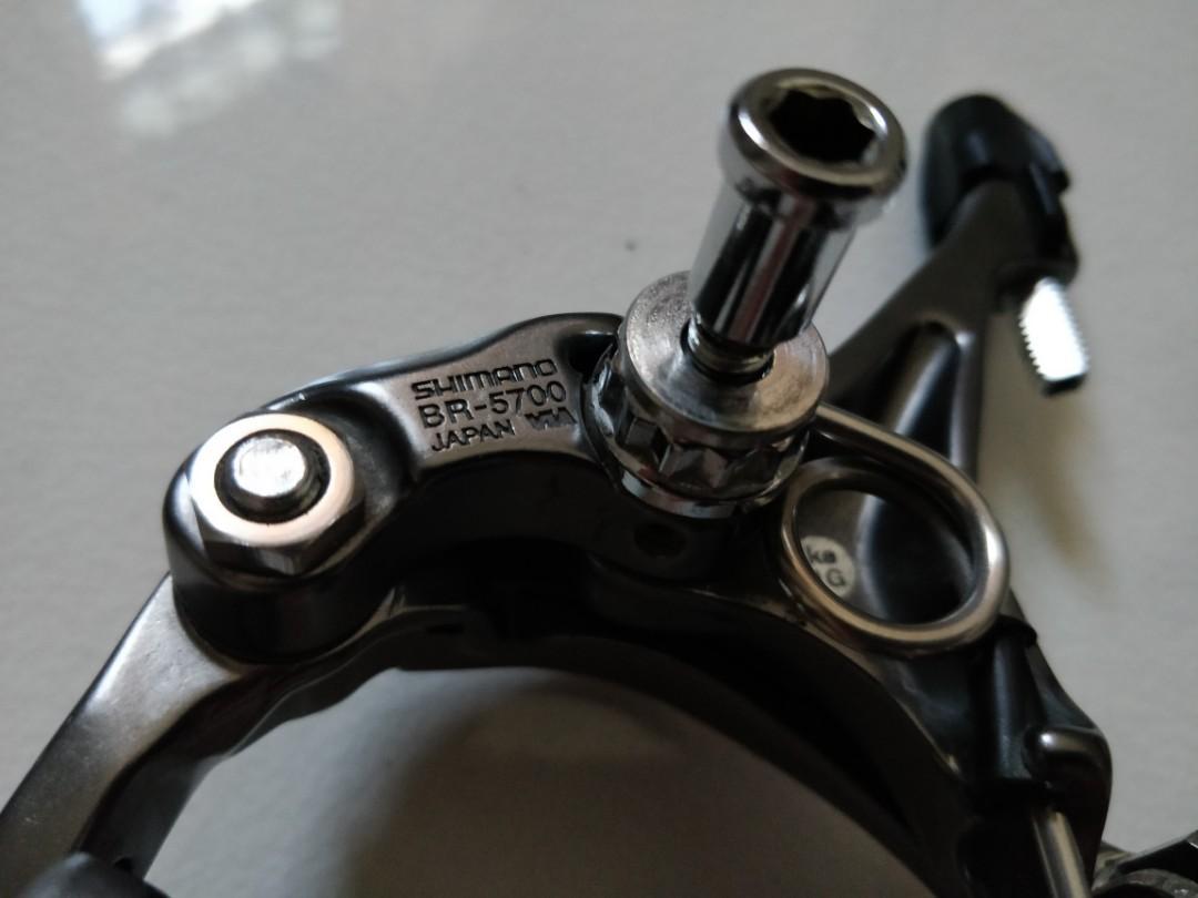 Shimano 105 brake set with pads ( BR-5700)