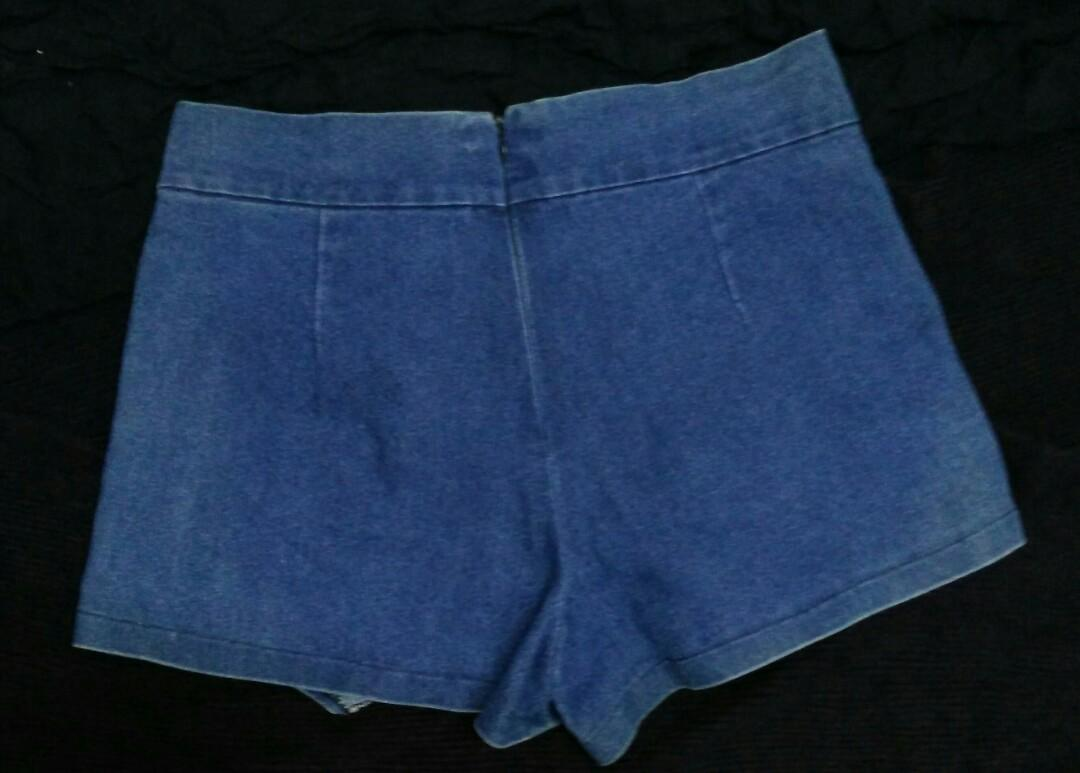 Skirt pant for ladies