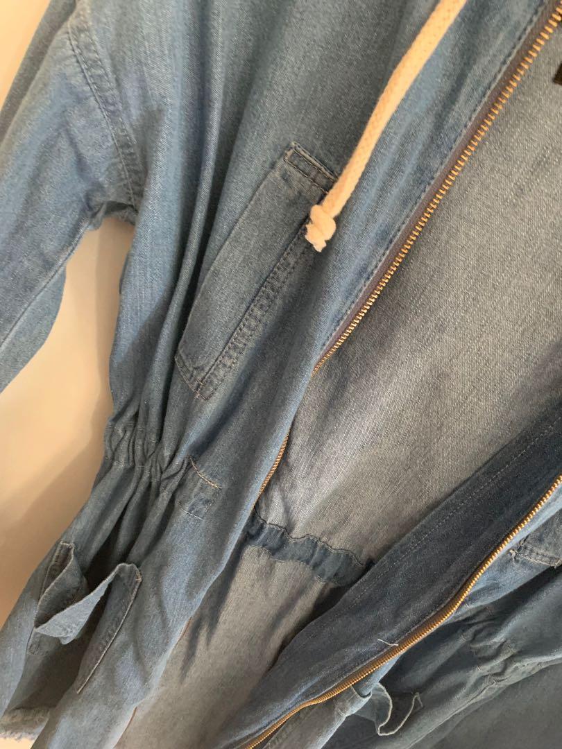 Supré denim jacket