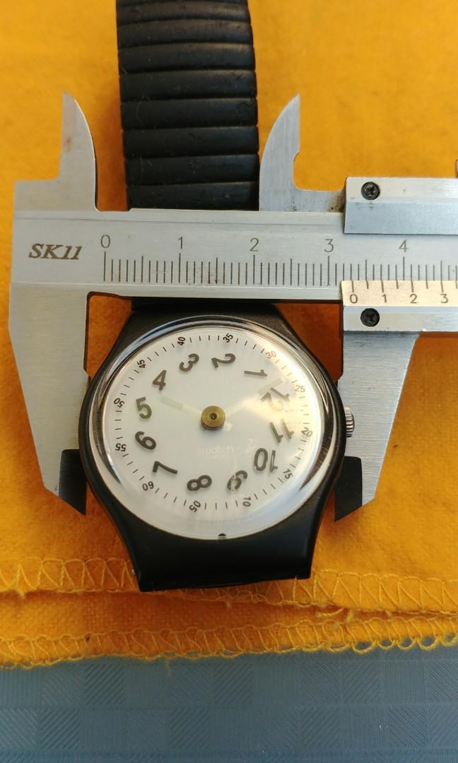 Swatch 跳字Qz watch