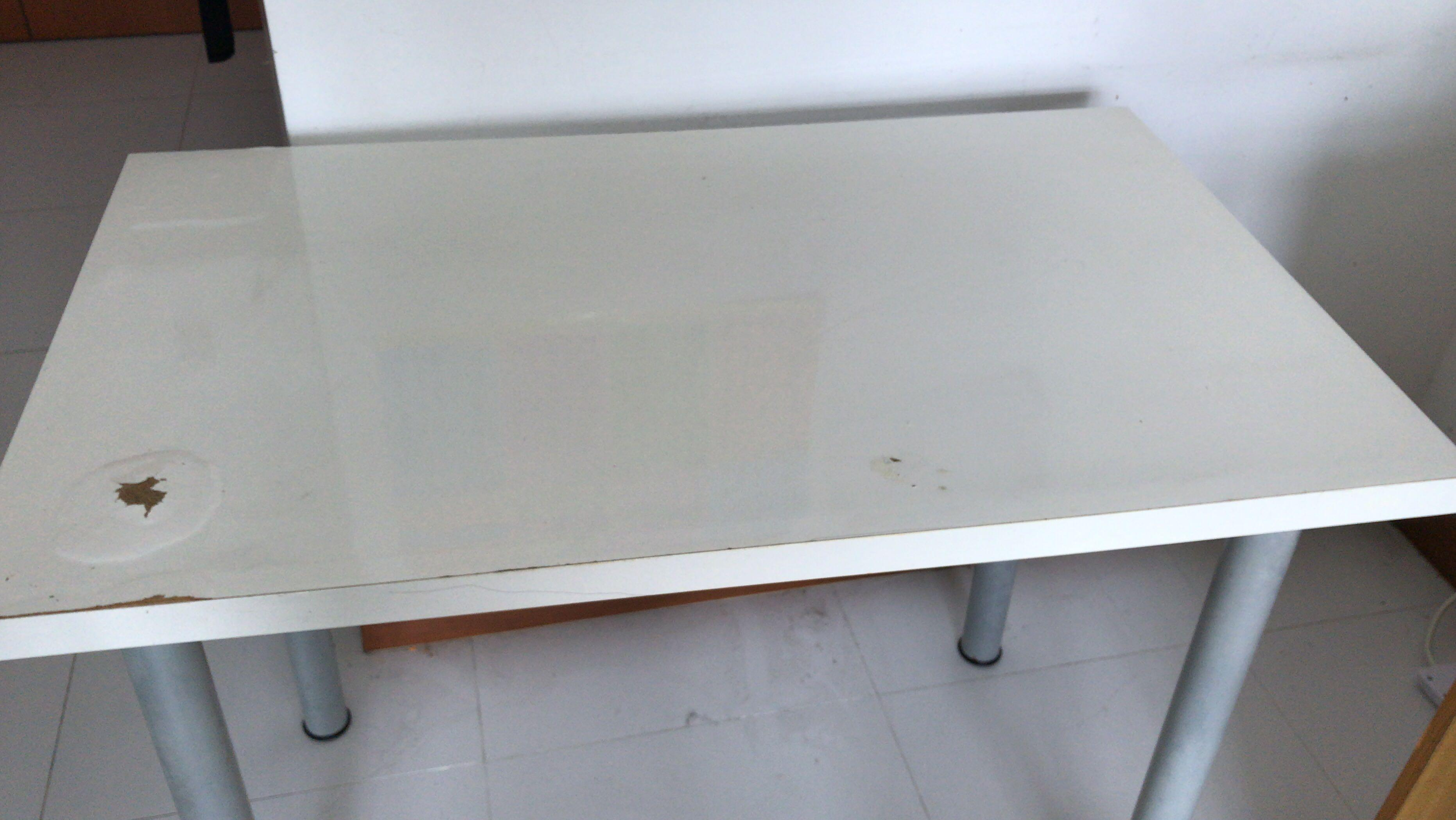 Table white(wood)