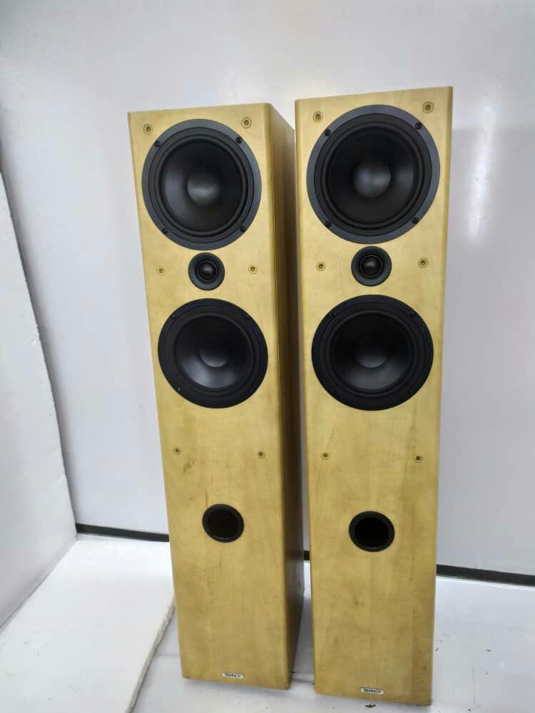 Tannoy Mercury Fushion 4 Floor Standing Speakers