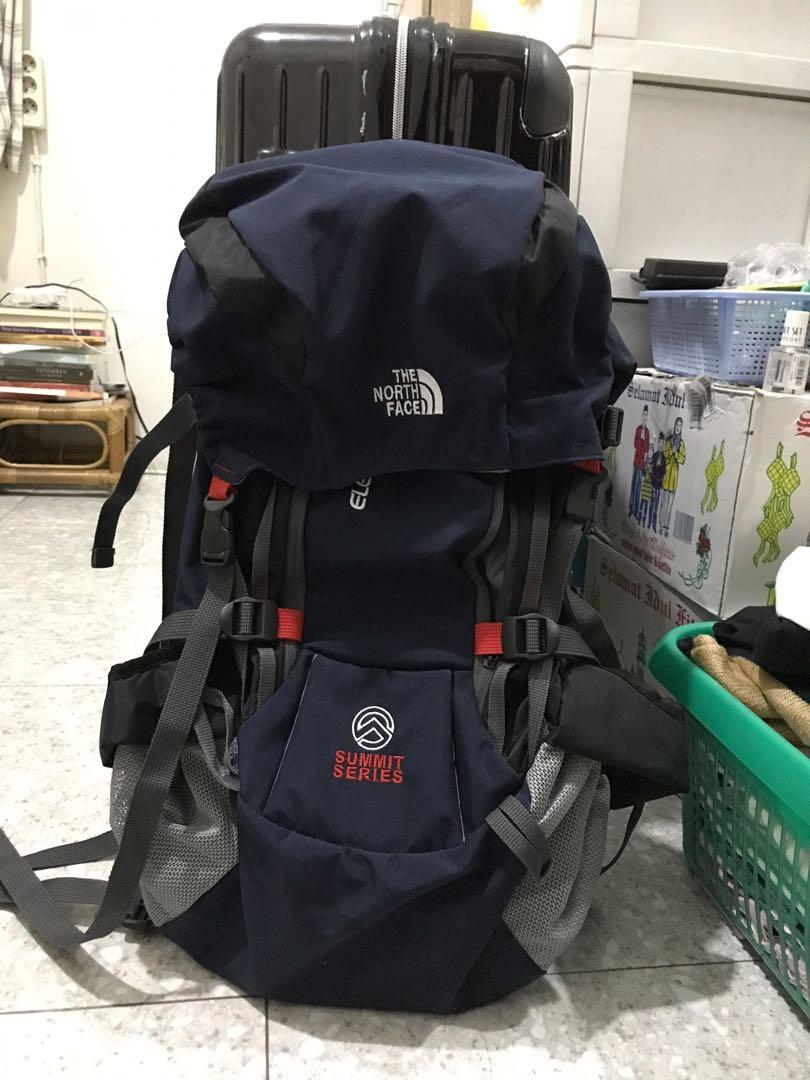 The north face backpack 45 L