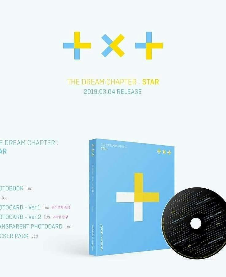 Tomorrow X Together (TXT) - The Dream Chapter : Star