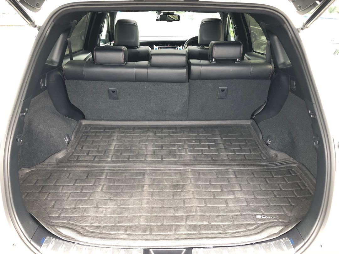 Toyota Harrier 2.0 GS Panoramic (A)
