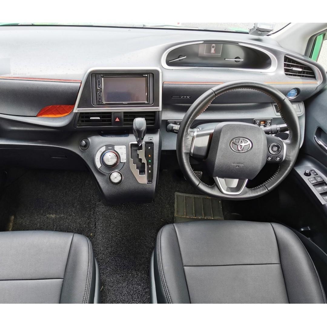 Toyota Sienta 1.5 Hybrid G Auto