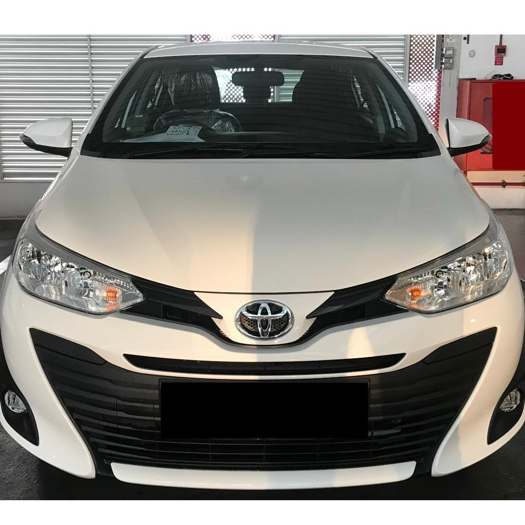 Toyota Vios 1.5 special promotion during lockdown time