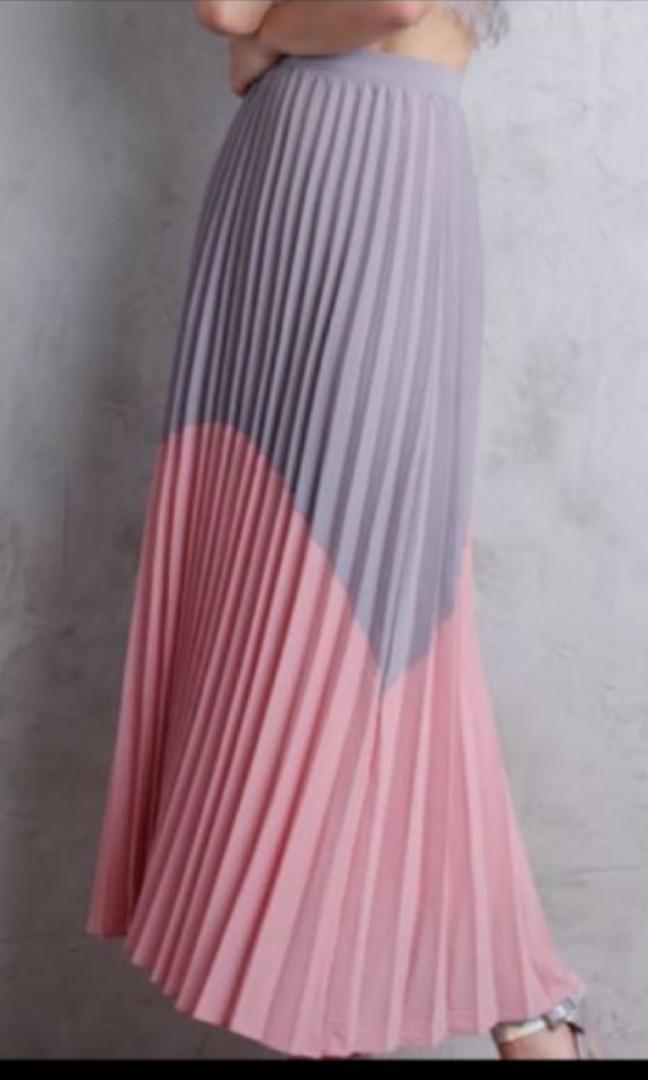 TTR Bianca pleated skirt