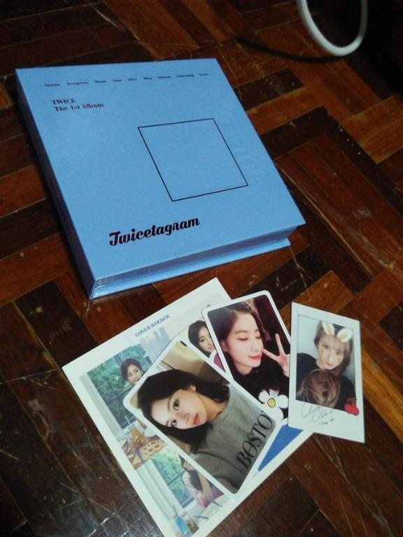 TWICE TWICETAGRAM ALBUM