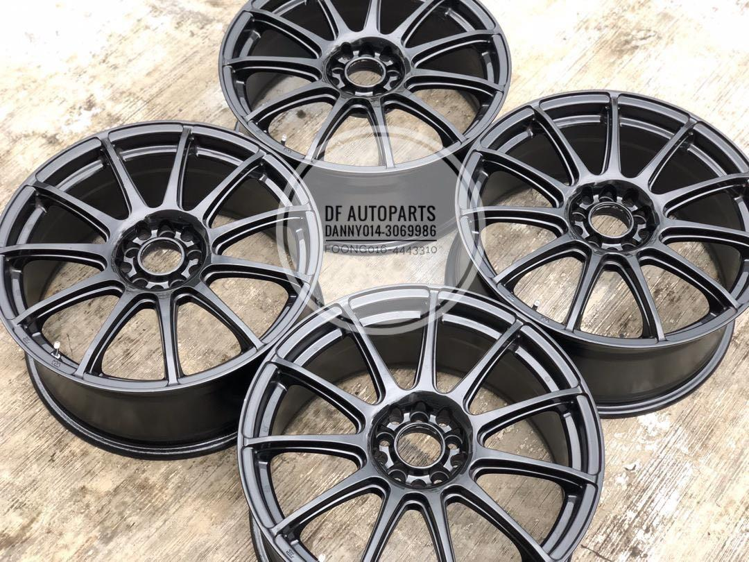 Used 18 inch rim camry accord civic lancer altis wish caldina forte