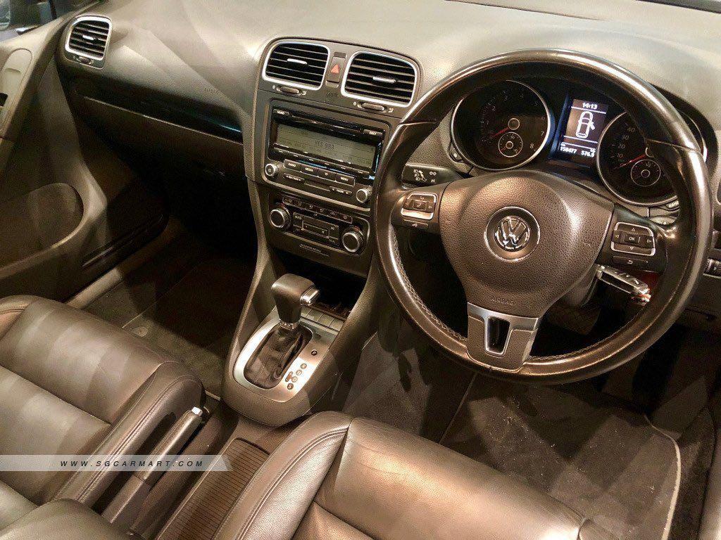 Volkswagen Golf 1.2L AT TSI 5K13D5