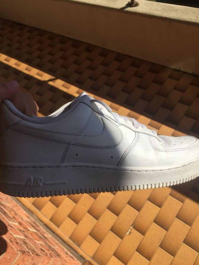 White Airforce 1