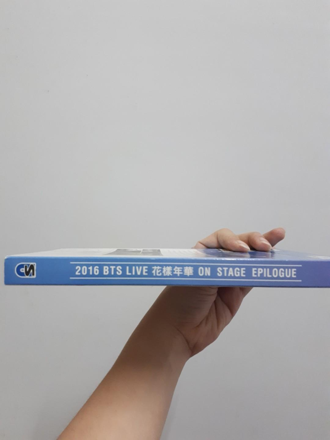 [WTS] BTS 2016 LIVE ON STAGE EPILOGUE CD.