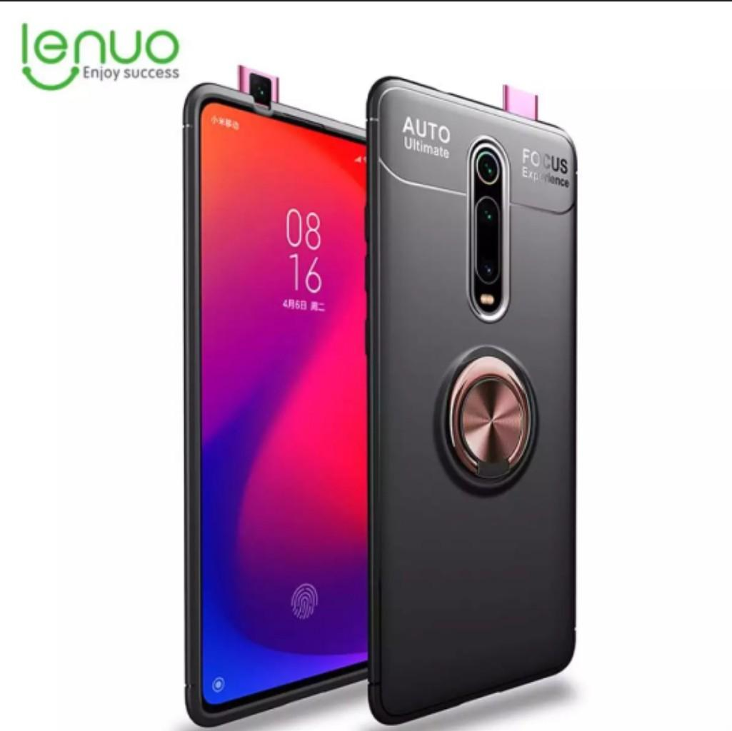Xiaomi Mi 9T/9T Pro Lenuo Ring Stand Case