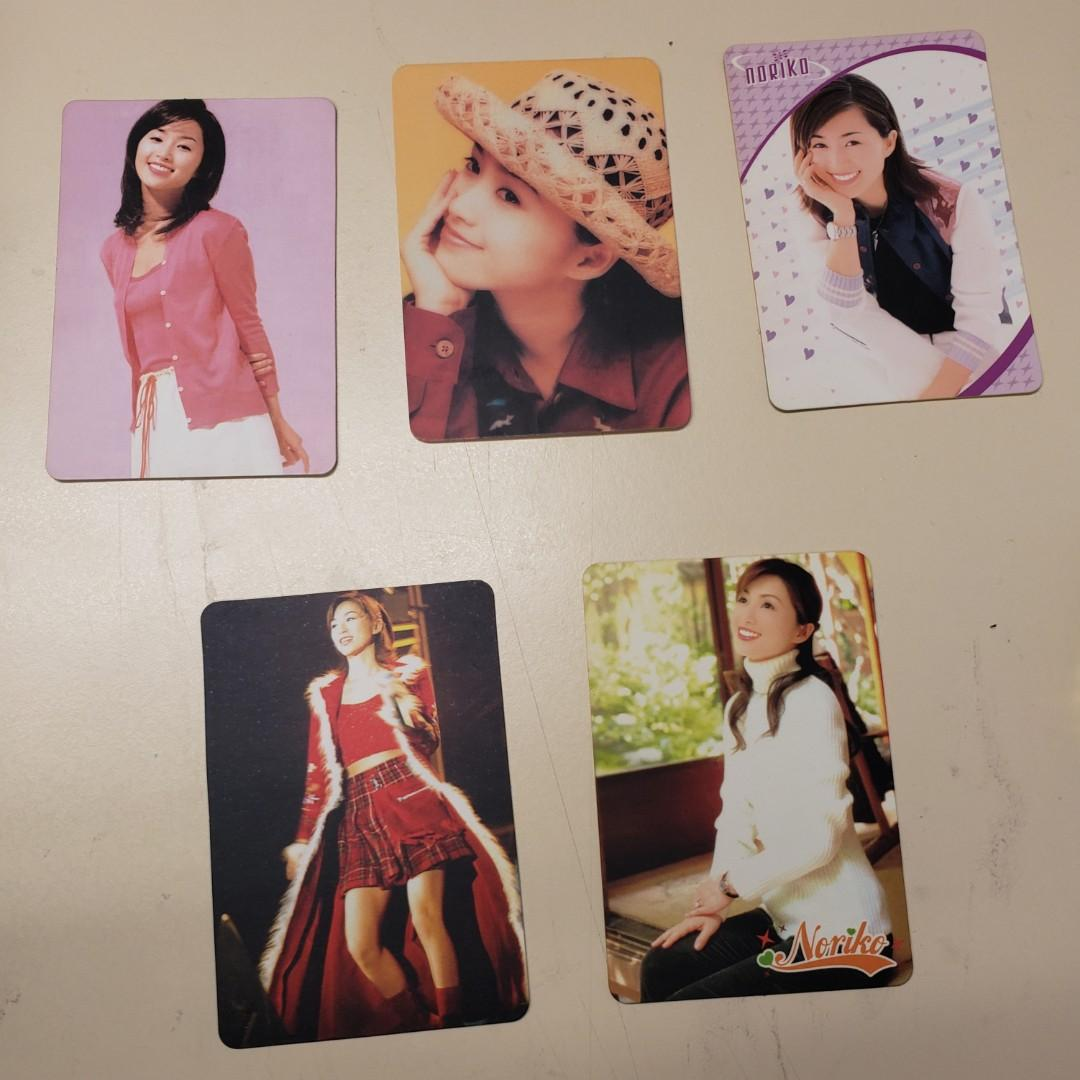 酒井法子yes card