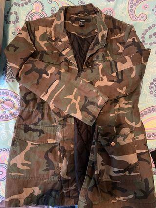 Fv21 Army Jacket