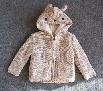 New Baby Jacket