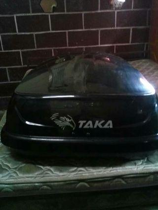 1 set buckect roof top brand TAKA (ori)