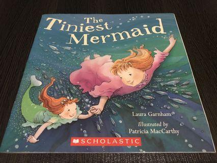 Scholastic-The Tiniest Mermaid