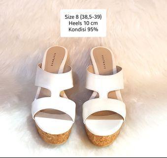 Sandal Wedges Heatwave