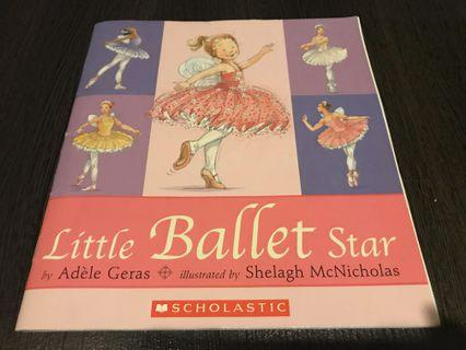 Scholastic-Little Ballet Star