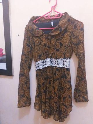#maugendongan dress Batik