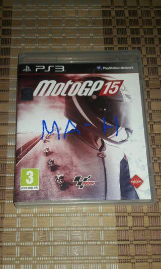 Moto GP ps3 game