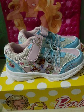 Sofia the first  sport shoe